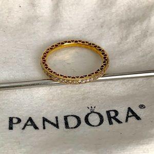PANDORA SHINE RING!
